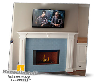 Tvs Above Fireplaces The 25 Best Tv Above Fireplace Ideas On Pinterest Tv Above Mantle